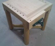 Bespoke Bench Table