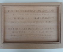 Making of an Oak Plaque
