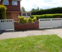 Pre-finished Accoya Gates