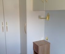 Bespoke Painted and Polished Oak Fitted Wardrobes
