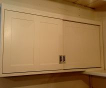 Painted Mdf Consumer Unit Cabinet