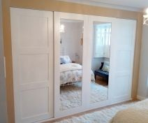 Fitted Wardrobe with Sliding Doors